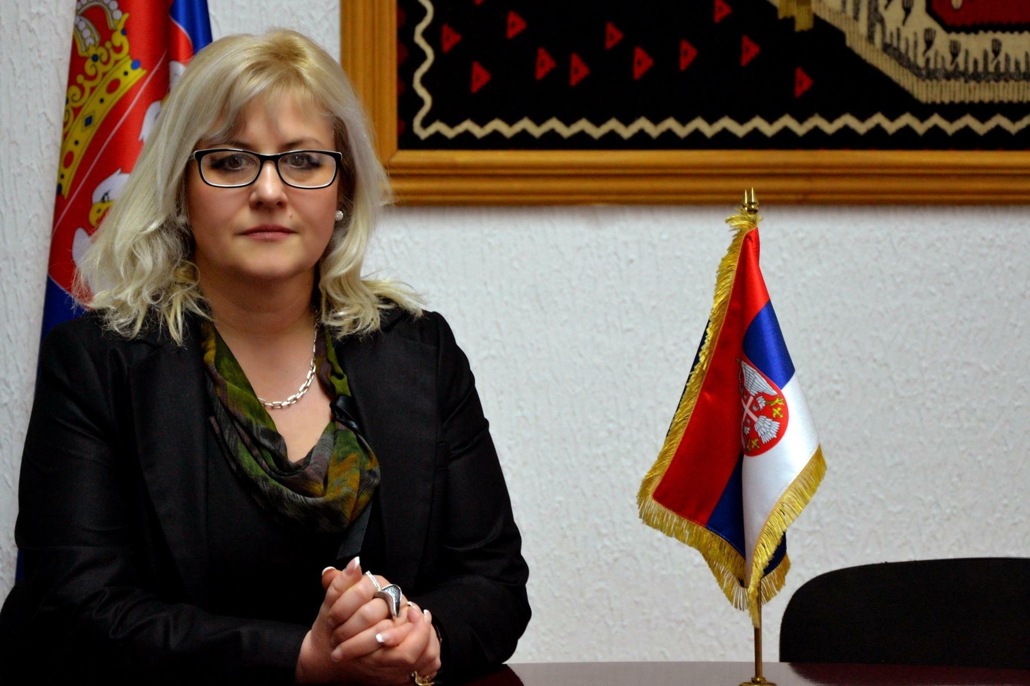 Оштра осуда начелнице Округа на нападе на Александра Вучића
