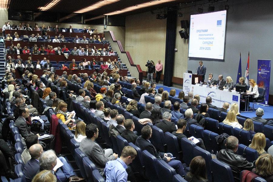 Пета национална конференција о прекограничној сарадњи