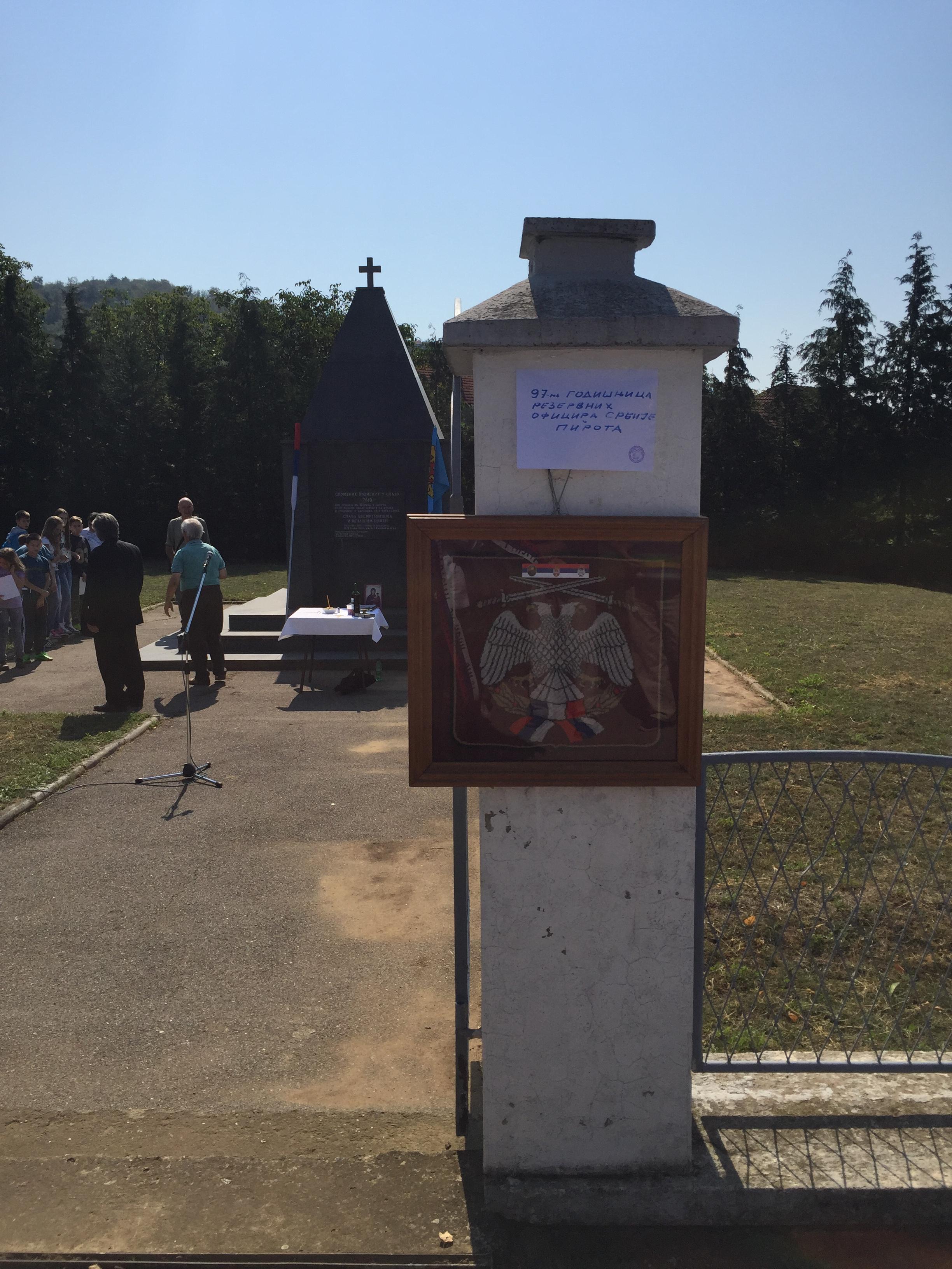 Pomen 7610 palih ratnika pirotskog kraja