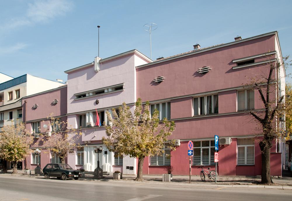 Okružni štab za vanredne situacije Pirotskog upravnog okruga