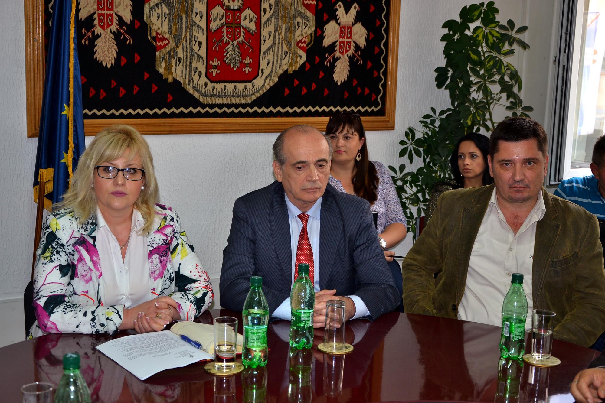 Посета Министра Кркобабића Пиротском управном округу