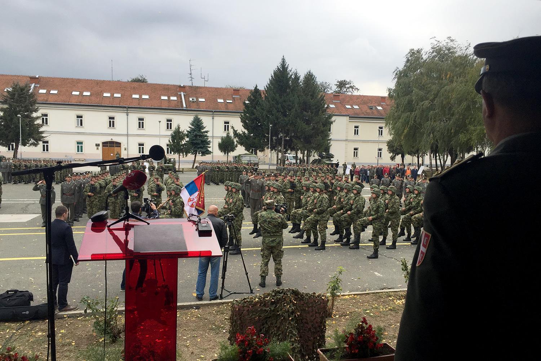 Дан 3. бригаде КоВ Србије
