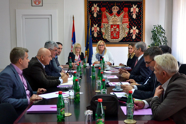 Sastanak koordinacije u PUO
