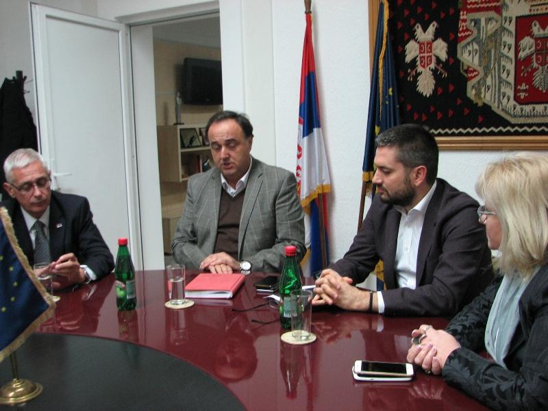 Sastanak Koridora Srbije, Aktora i podizvođača sa područja Privredne komore Pirot