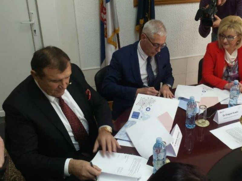 Poseta predstavnika KRIB-a Pirotskom upravnom okrugu