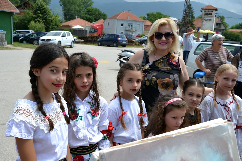 Sajam grnčarstva u Poljskoj Ržani