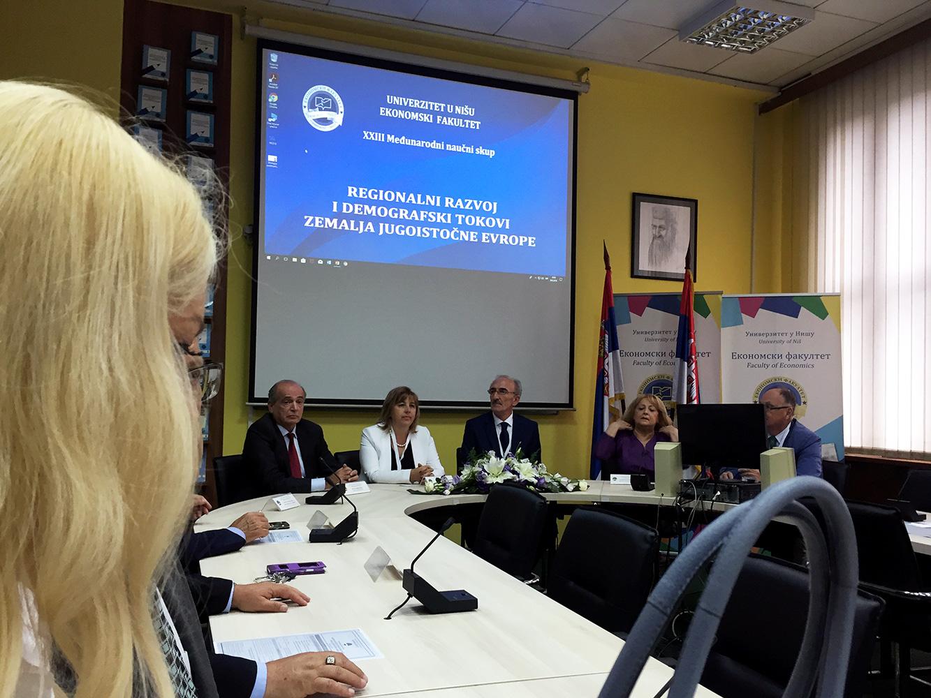 23. Mеђународни научни скуп на Економском факилтету у Нишу