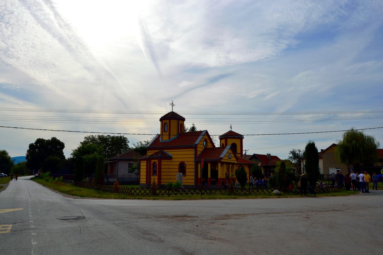 Praznik Presvete Bogorodice – Mala Gospojina u selu Poljska Ržana