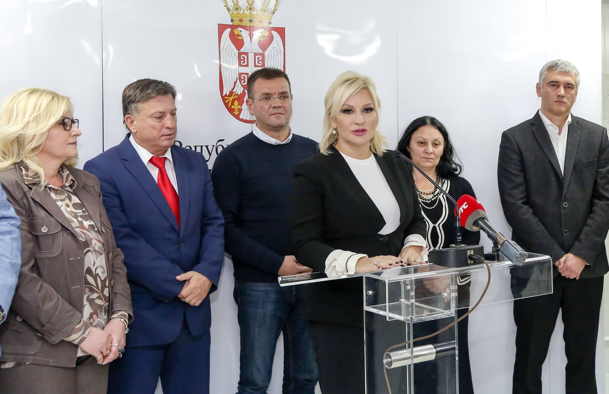 Mihajlovićeva: Završavamo koridor 10, ali ne zaboravljamo lokalne puteve u Pirotskom okrugu