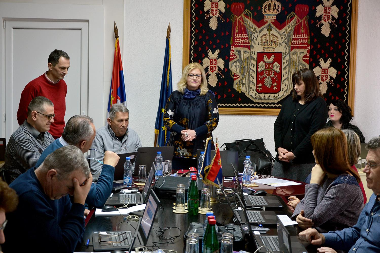 Obuka za e-inspektora u Pirotskom upravnom okrugu