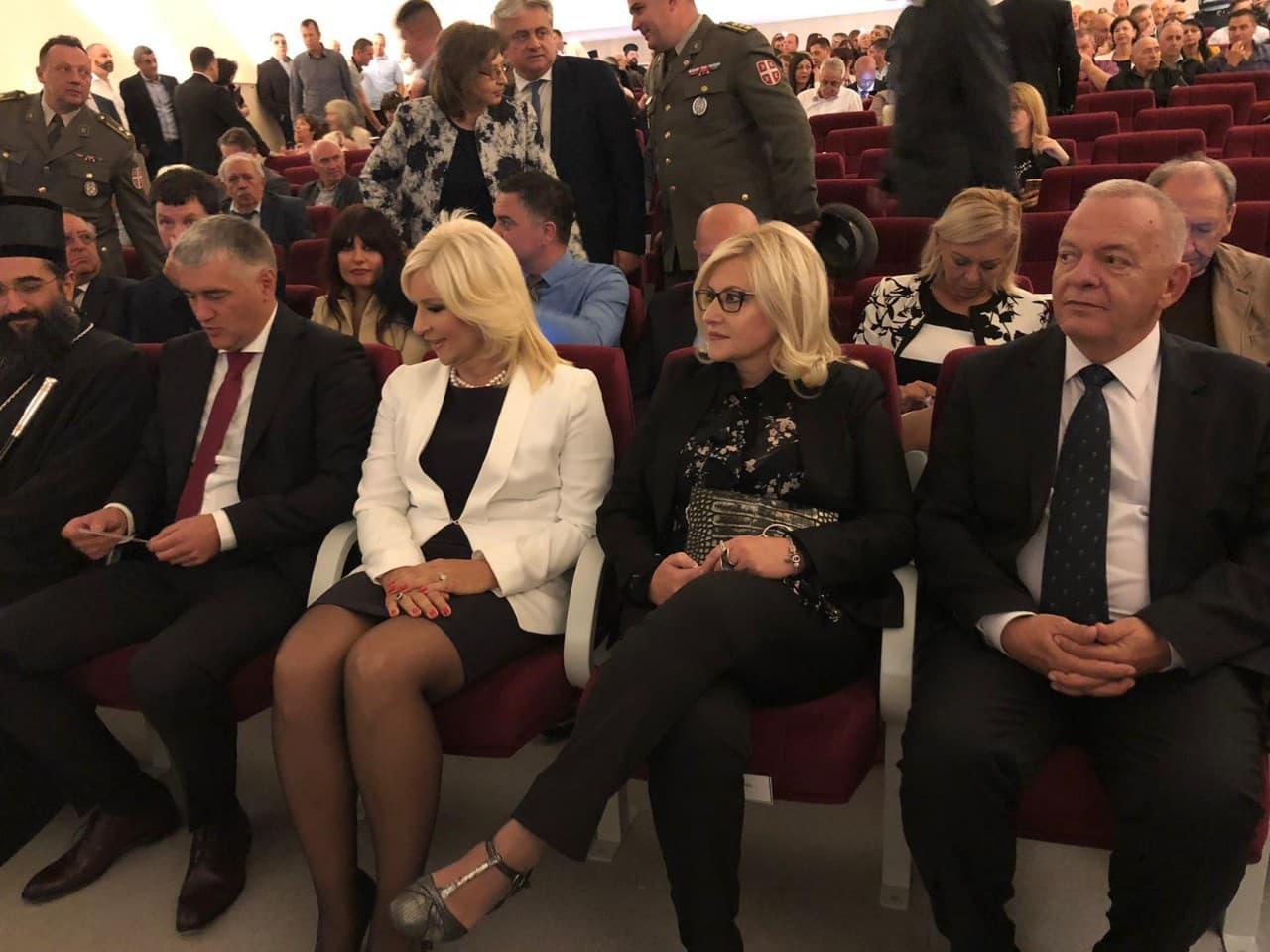 Zorana Mihajlović povodom Dana opštine Dimitrovgrad svečano otvorila rekonstruisani gradski trg