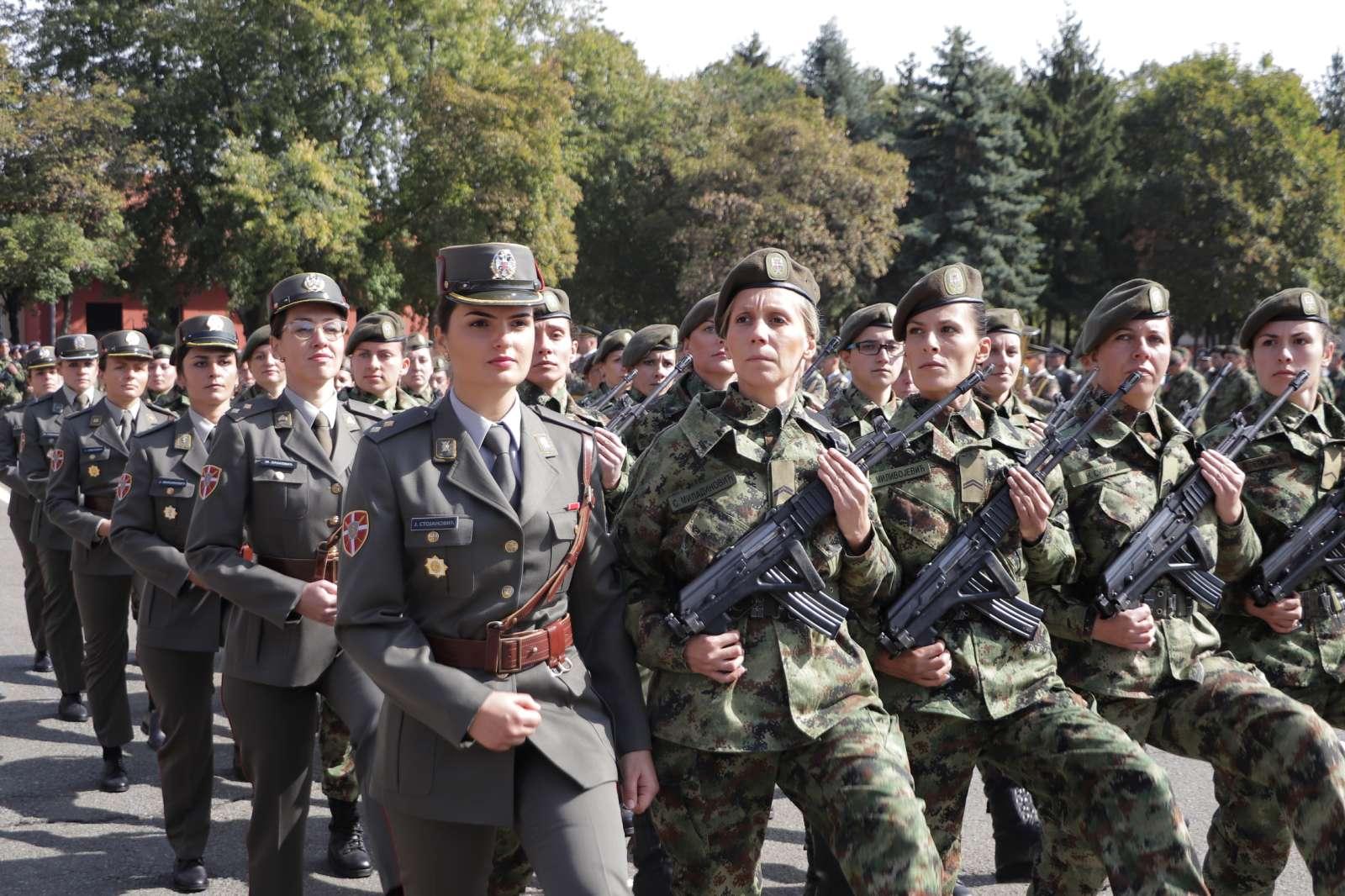 Obeležavanje  Dan Treće brigade kopnene vojske