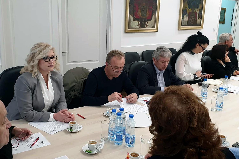 Održane sednice upravnog odbora i skupštine UOP komore Pirot