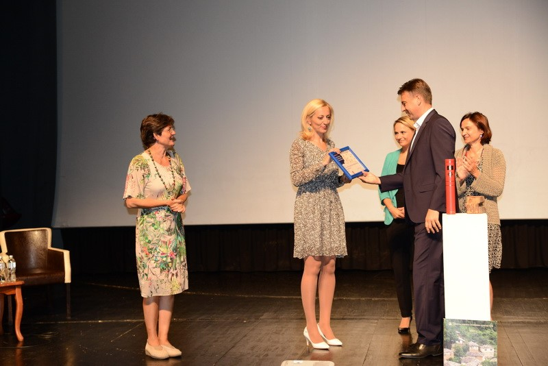 The European Union Prize for Cultural Heritage/Europa Nostra Awards for 2016 for the village Gostuša