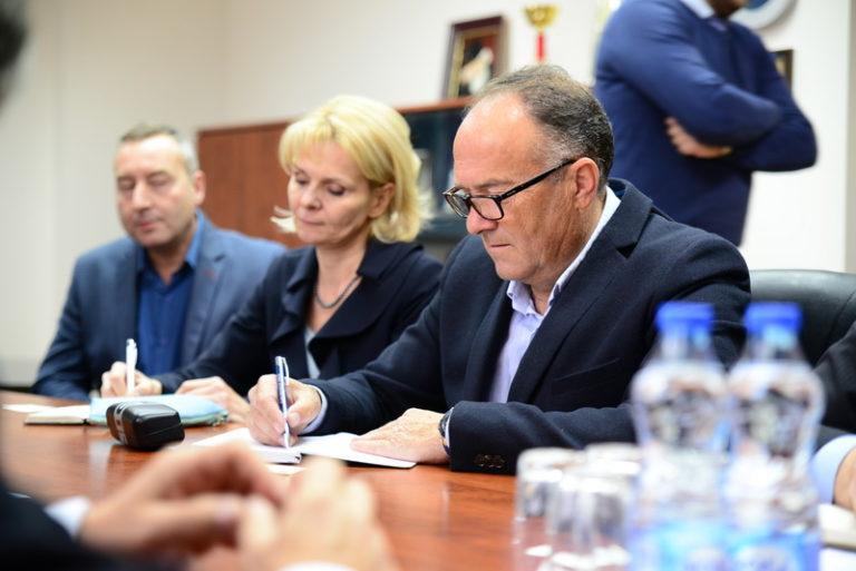 Ministar prosvete, nauke i tehnološkog razvoja u Pirotu