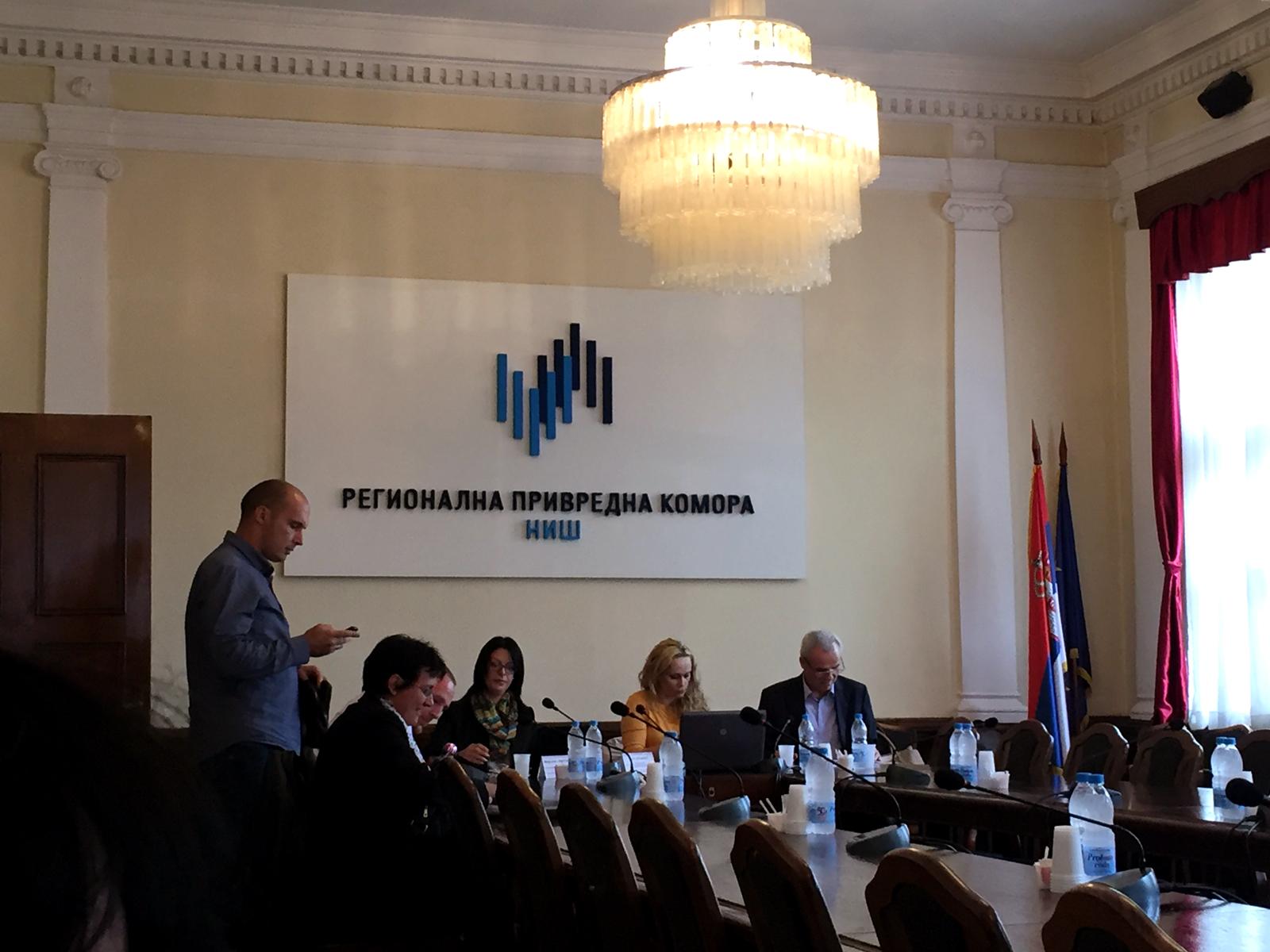 Javna rasprava o Nacionalnom programu javne železničke infrastrukture za period 2017-2021
