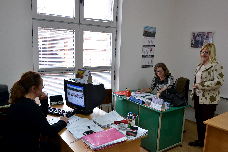 Obilazak inspekcijskih službi u Dimitrovgradu