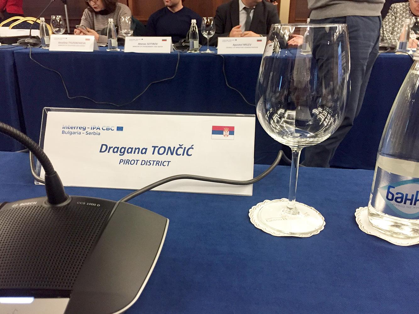 INTERREG IPA program prekogranične saradnje Bugarska – Srbija
