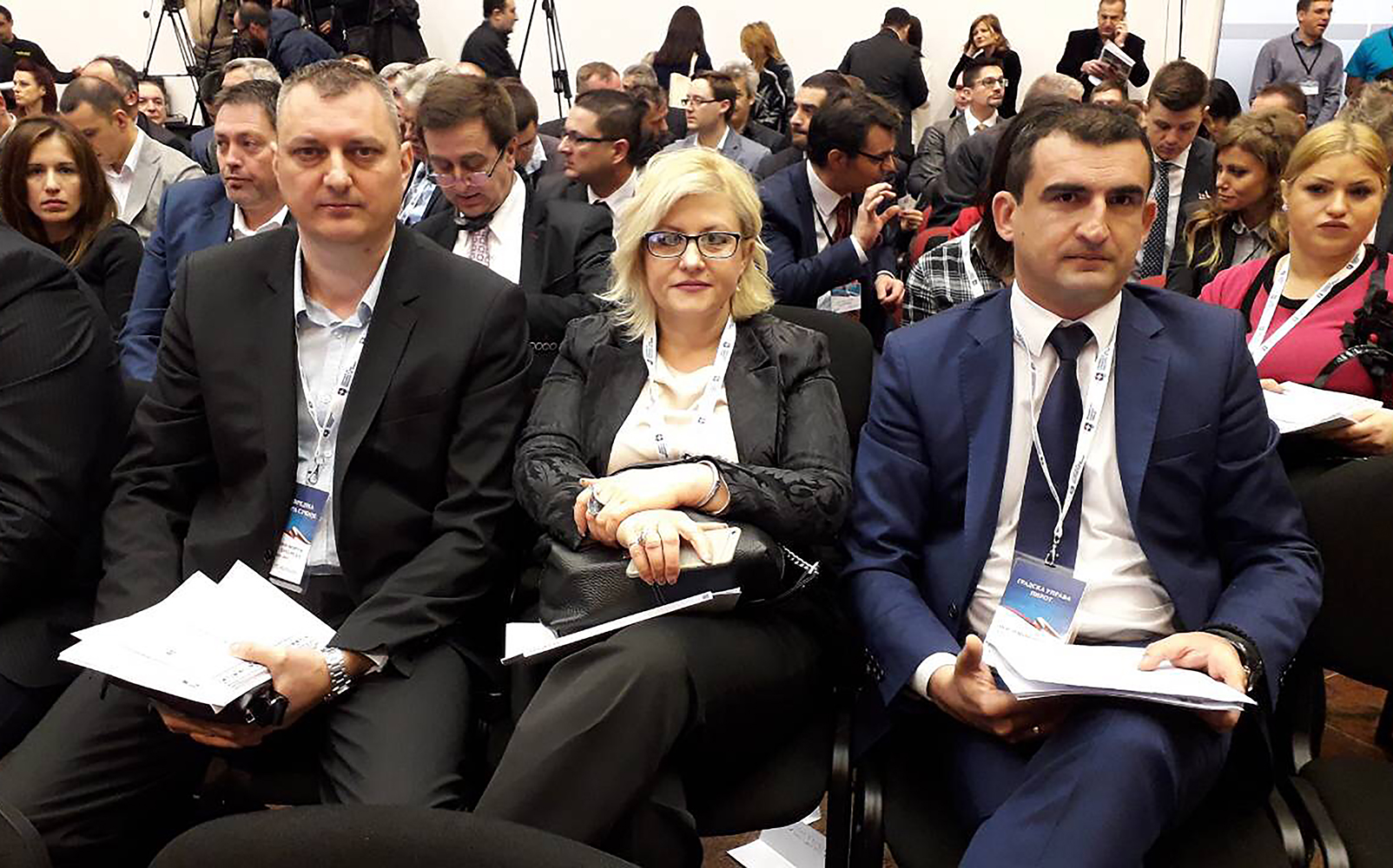 """Na poslovnom forumu """"Srbija-Bugarska"""" u Nišu učestvovali i predstavnici Pirotskog okruga"""