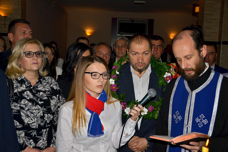 SNS obeležio stranačku slavu Svetu Petku u Pirotu