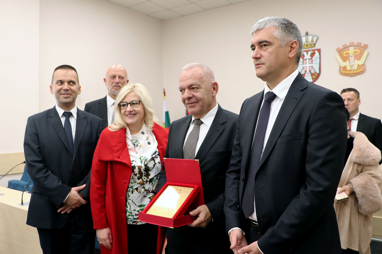 Svečana sednica SO Dimitrovgrad