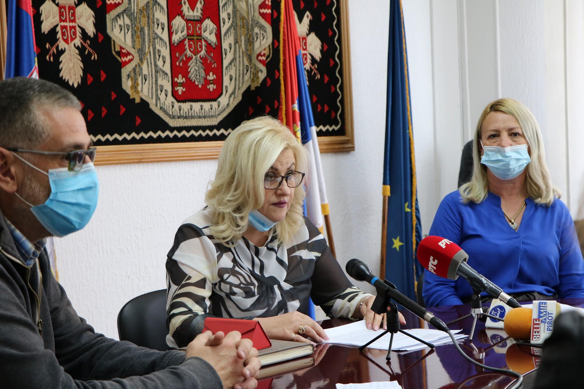Презентовани извештаји о раду инспекција Пиротског управног округа за трећи квартал 2020. године